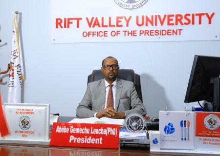 Dr Abebe Gemechu